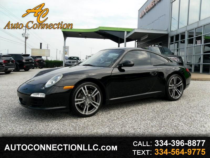 2012 Porsche 911 2dr Cpe Carrera Black Edition