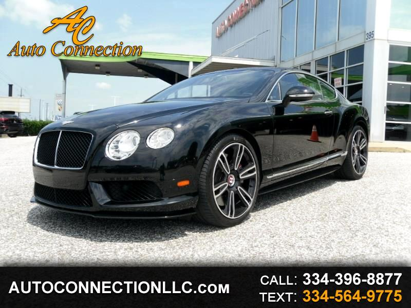 2015 Bentley Continental GT V8 S 2dr Cpe