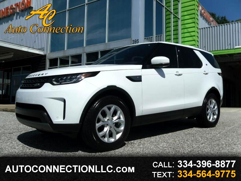 2017 Land Rover Discovery SE V6 Supercharged