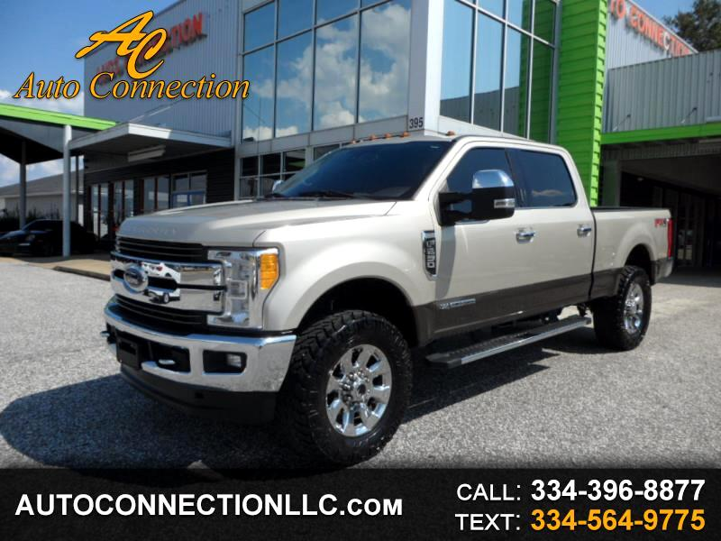 2017 Ford Super Duty F-250 SRW King Ranch 4WD Crew Cab 6.75' Box
