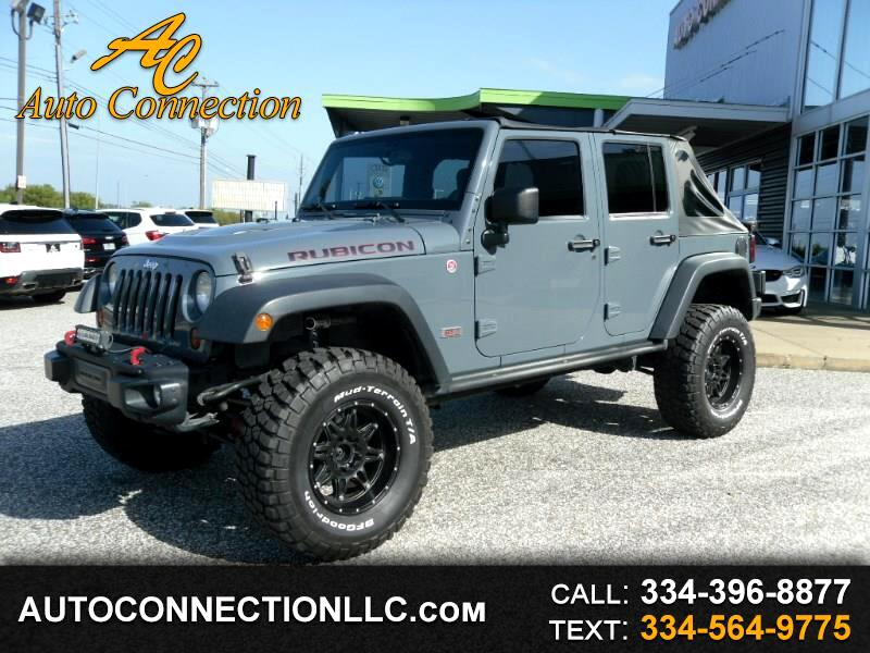 Jeep Wrangler Unlimited 4WD 4dr Rubicon 10th Anniversary 2013