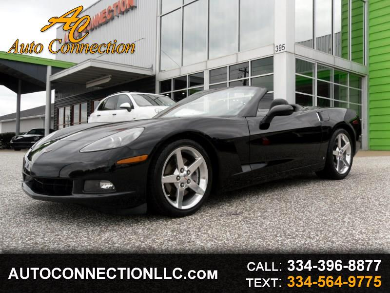 2006 Chevrolet Corvette 2dr Convertible 3LT