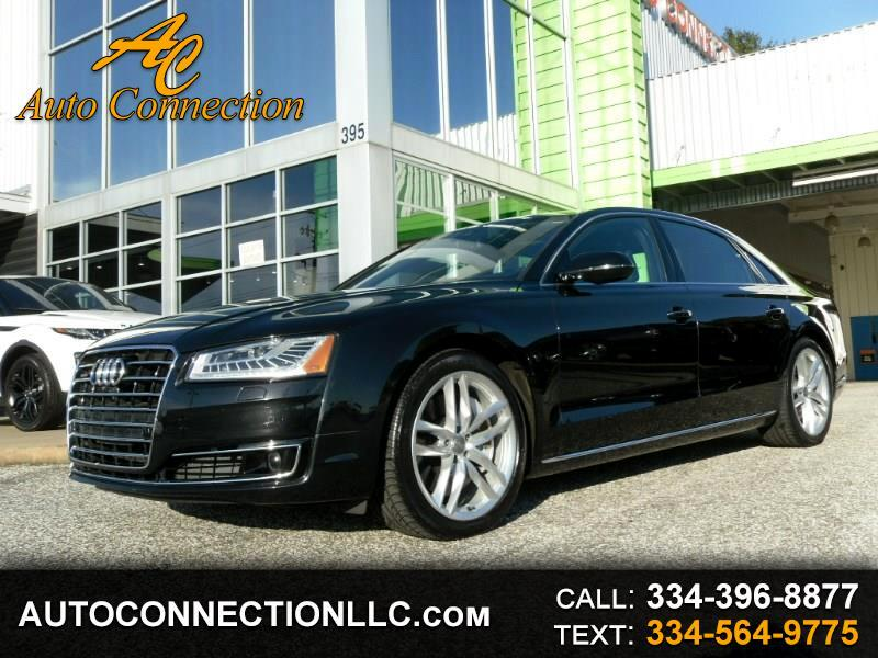 2015 Audi A8 L 4dr Sedan 4.0T Sport Package