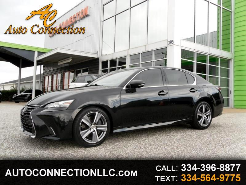 2016 Lexus GS 350 4dr Sdn RWD