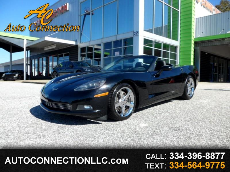 2007 Chevrolet Corvette 2dr Convertible 3LT