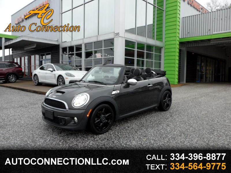 MINI Cooper Convertible 2dr S 2015