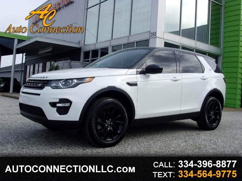 Land Rover Discovery Sport AWD 4dr HSE LUX 2016