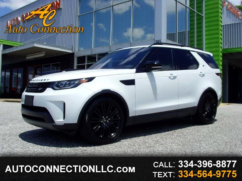Land Rover Discovery HSE Luxury V6 Supercharged 2018