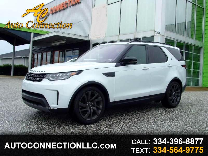 Land Rover Discovery HSE Td6 Diesel 2019