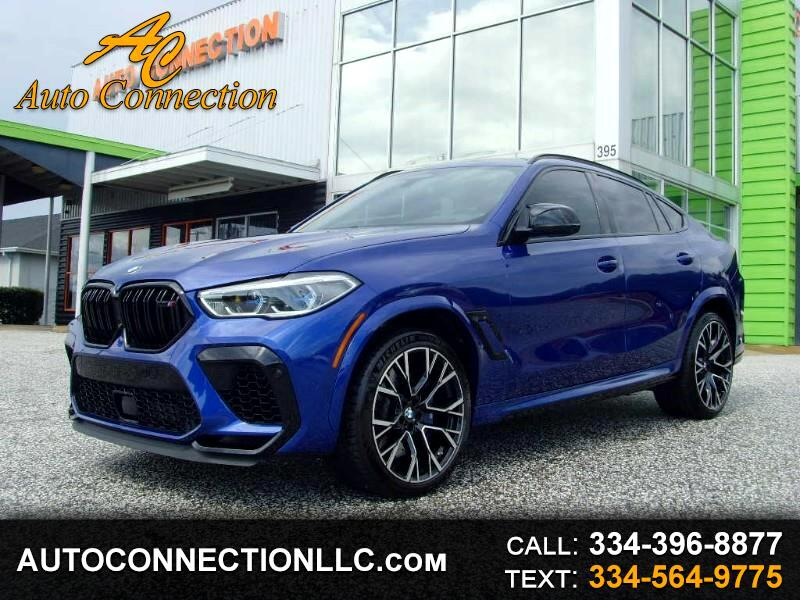 BMW X6 M Competition Sports Activity Coupe 2020