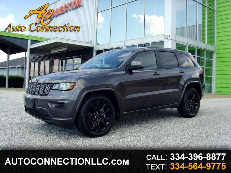 Jeep Grand Cherokee Altitude 4x2 *Ltd Avail* 2017