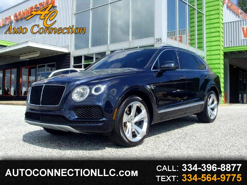 Bentley Bentayga V8 AWD 2019