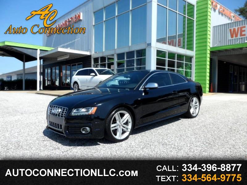 Audi S5 2dr Cpe Auto Prestige 2011