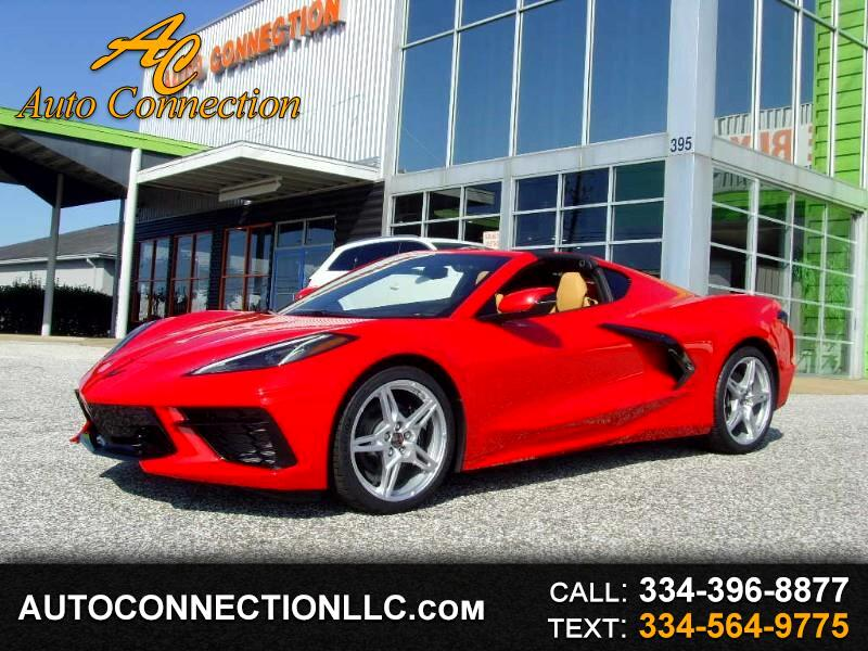 Chevrolet Corvette 2dr Stingray Cpe w/2LT 2020