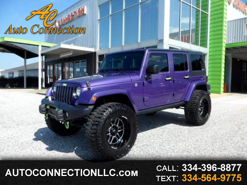 Jeep Wrangler Unlimited 4WD 4dr Backcountry *Ltd Avail* 2016