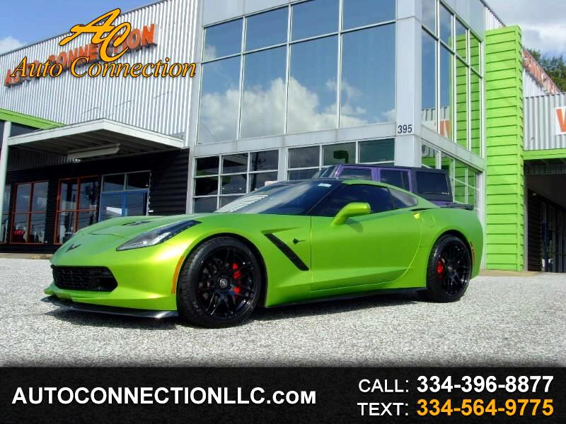 Chevrolet Corvette 2dr Stingray Cpe w/2LT 2016