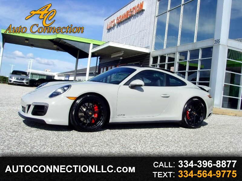 Porsche 911 Carrera 4 GTS Coupe 2019