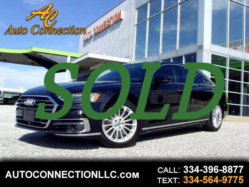 Audi A8 L 60 TFSI quattro 2020