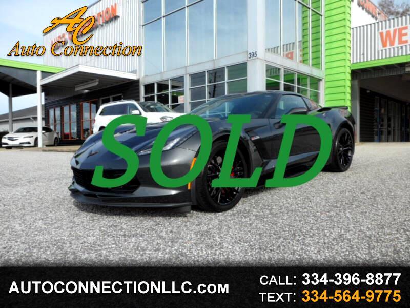 Chevrolet Corvette 2dr Z06 Cpe w/2LZ 2019