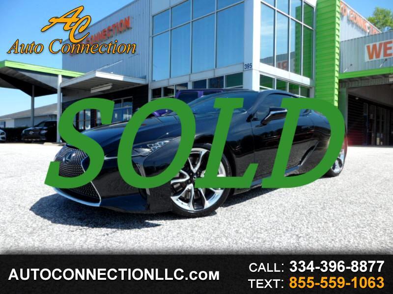 Lexus LC LC 500 RWD 2019