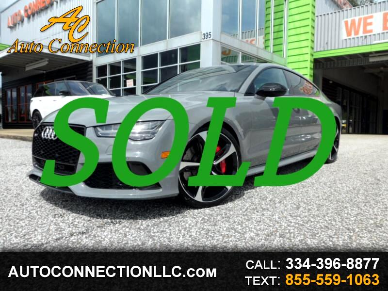 Audi RS 7 4.0 TFSI Prestige 2017
