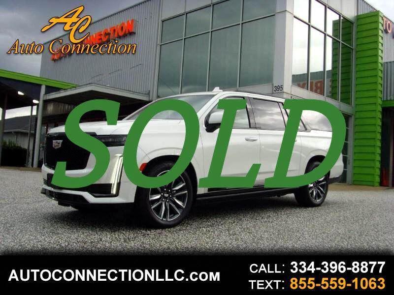 Cadillac Escalade ESV 4WD 4dr Sport Platinum 2021