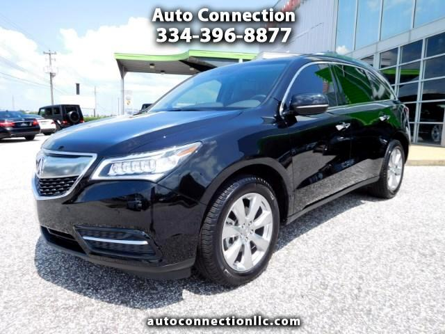 Acura MDX 9-Spd AT SH-AWD w/Advance Package 2016