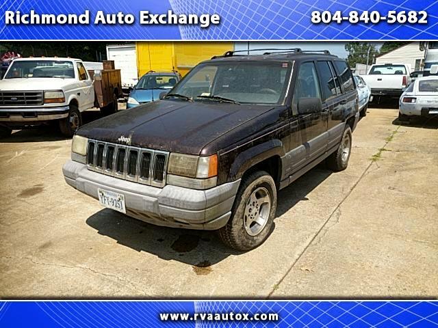 1997 Jeep Grand Cherokee 4dr Laredo 4WD