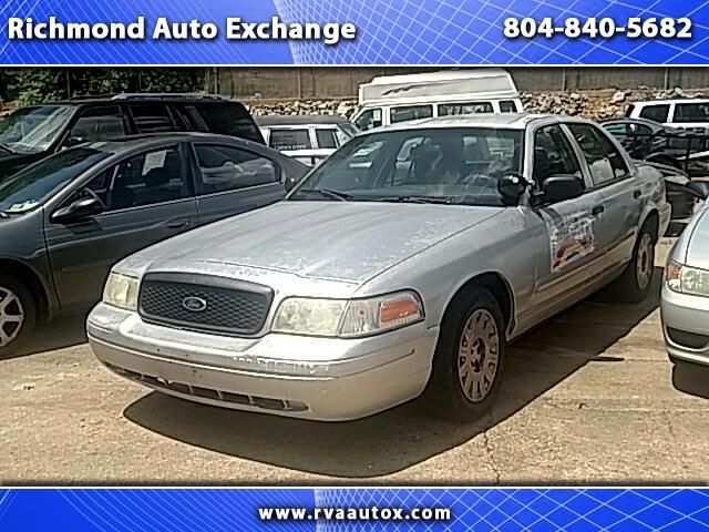 2004 Ford Crown Victoria Police Interceptor