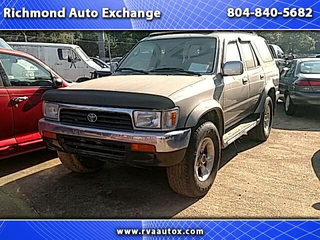 1994 Toyota 4Runner 4dr Limited 3.4L Auto 4WD