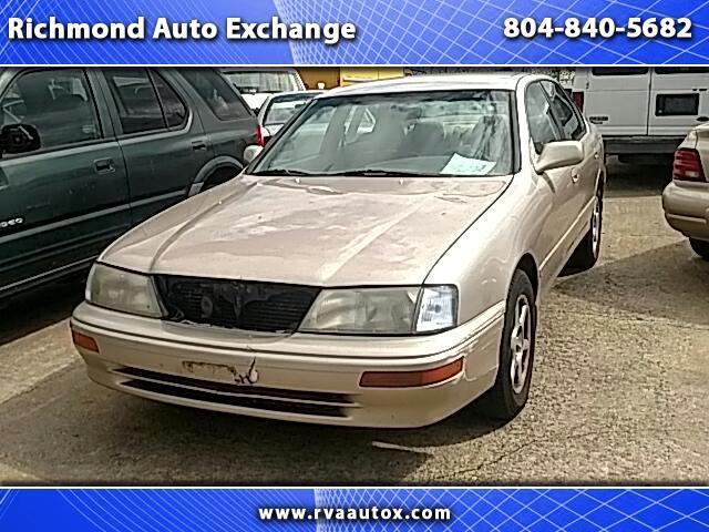 1997 Toyota Avalon 4dr Sdn XL (Natl)