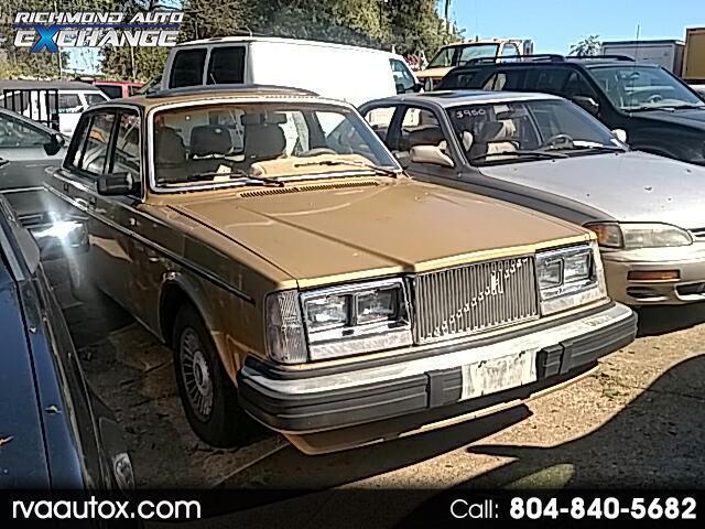 1982 Volvo GL GL