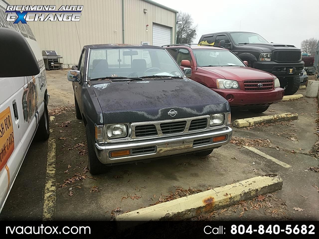 1993 Nissan Pickup Reg. Cab 2WD