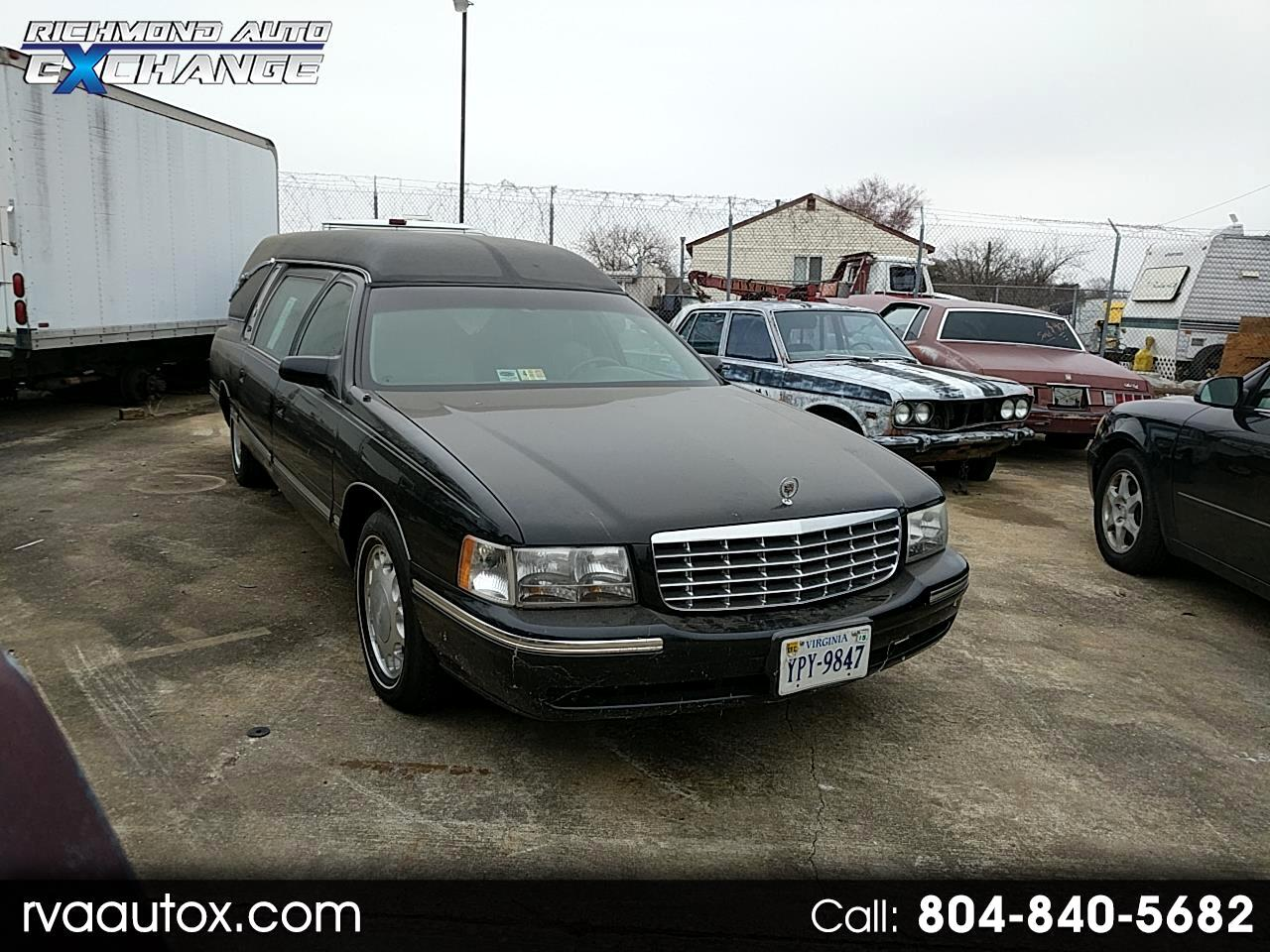 1999 Cadillac Hearse