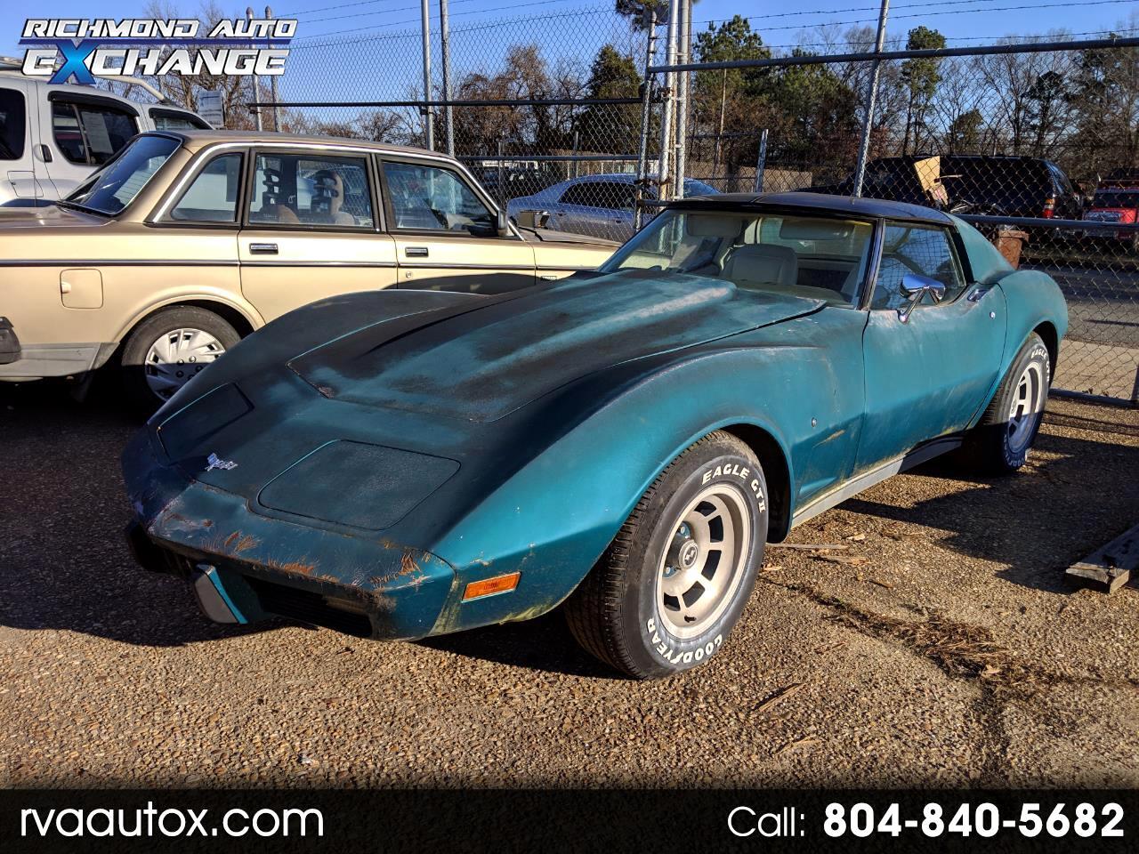 1977 Chevrolet Corvette 2dr Coupe