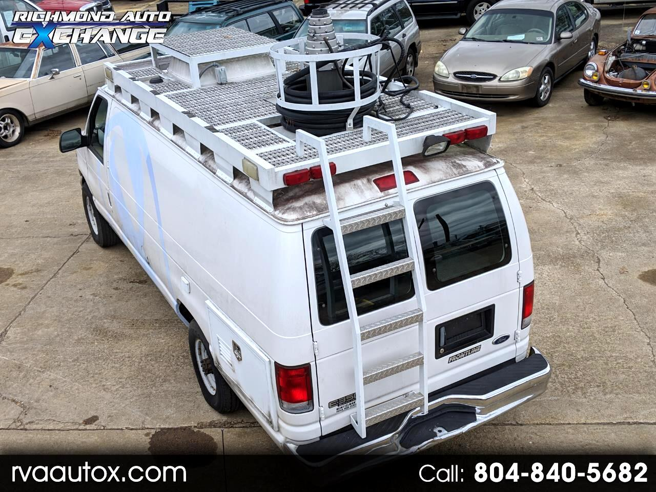1999 Ford Econoline E350 Super Duty Extended
