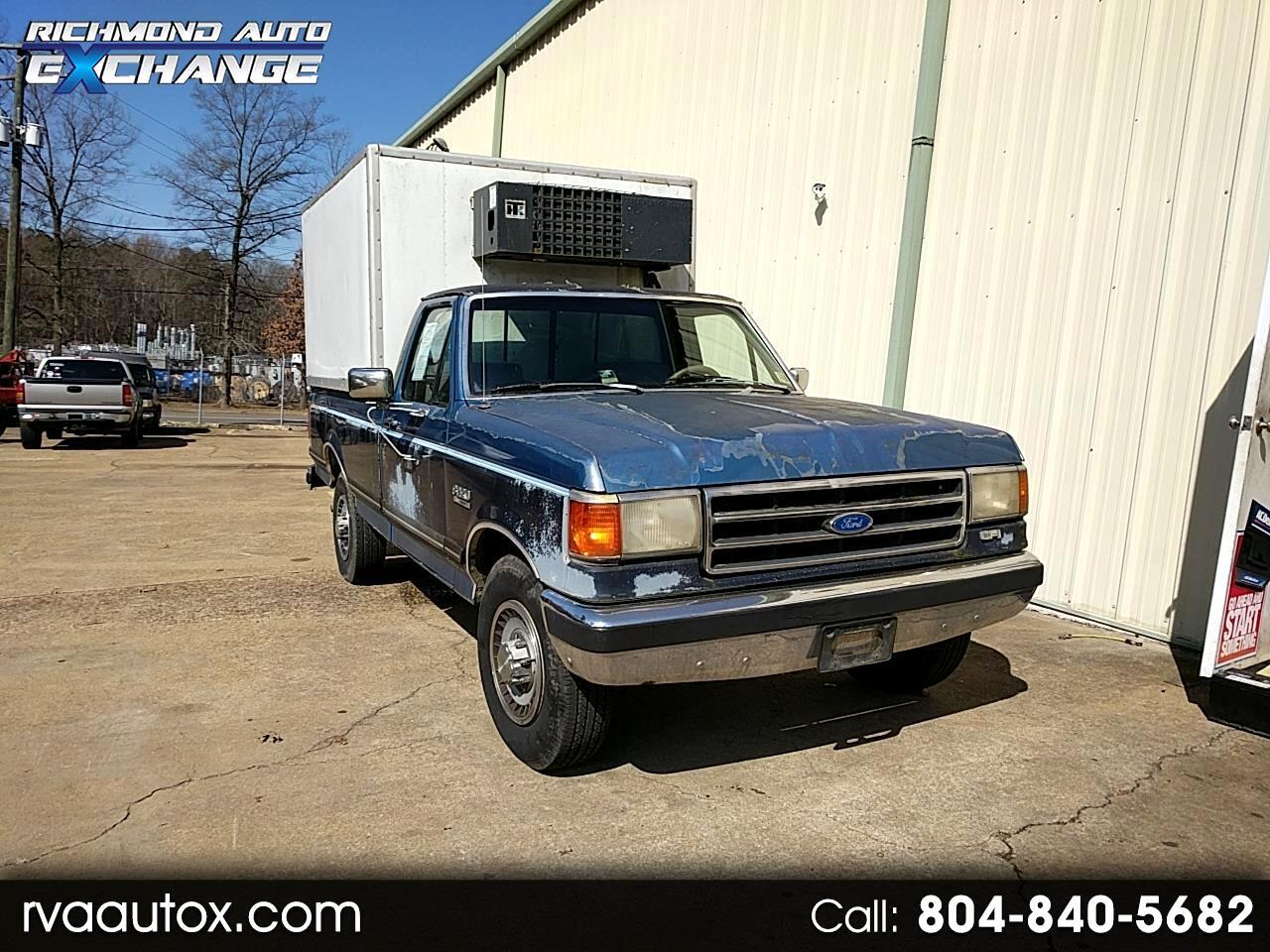 1990 Ford F-250 HD Reg. Cab 2WD