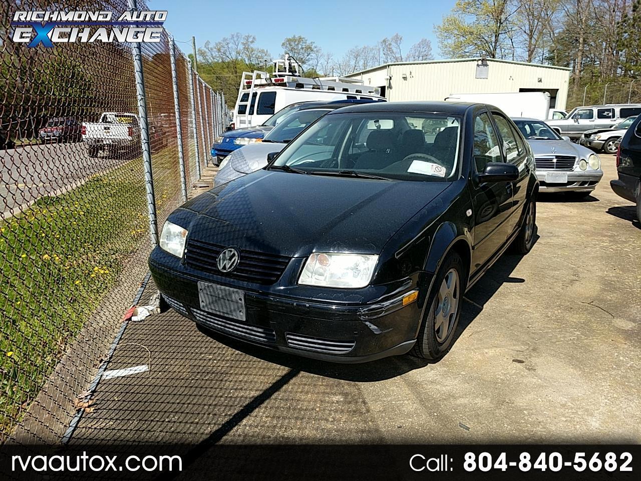 2002 Volkswagen Jetta GLS 2.0