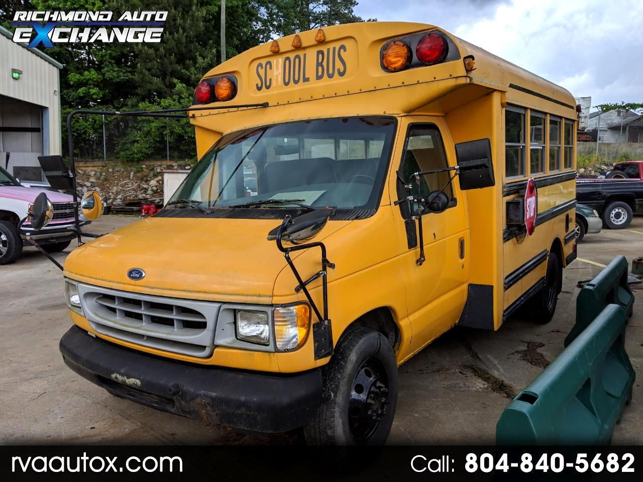 1999 Ford Econoline E350 Super Duty