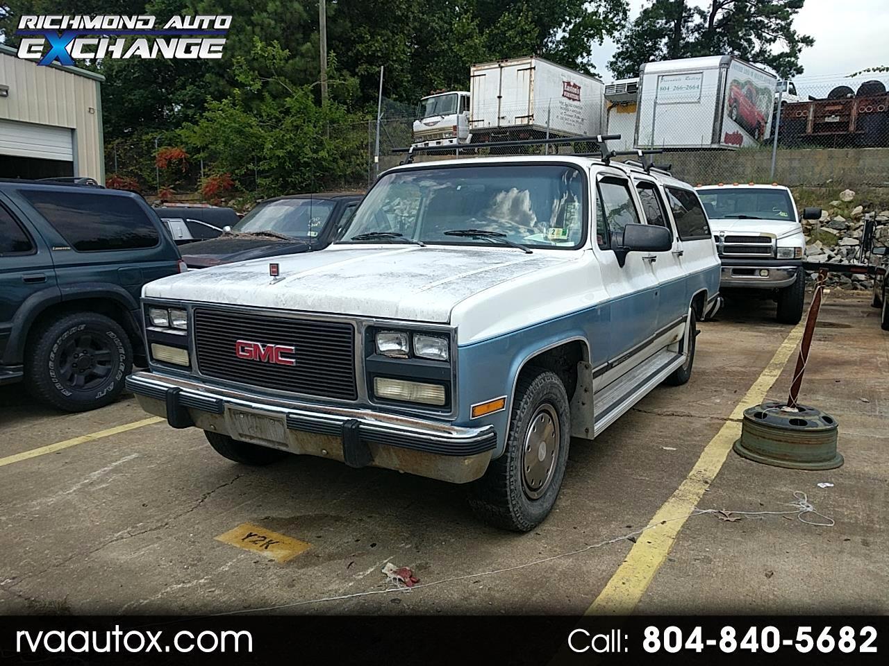1991 GMC Suburban 2500 2WD