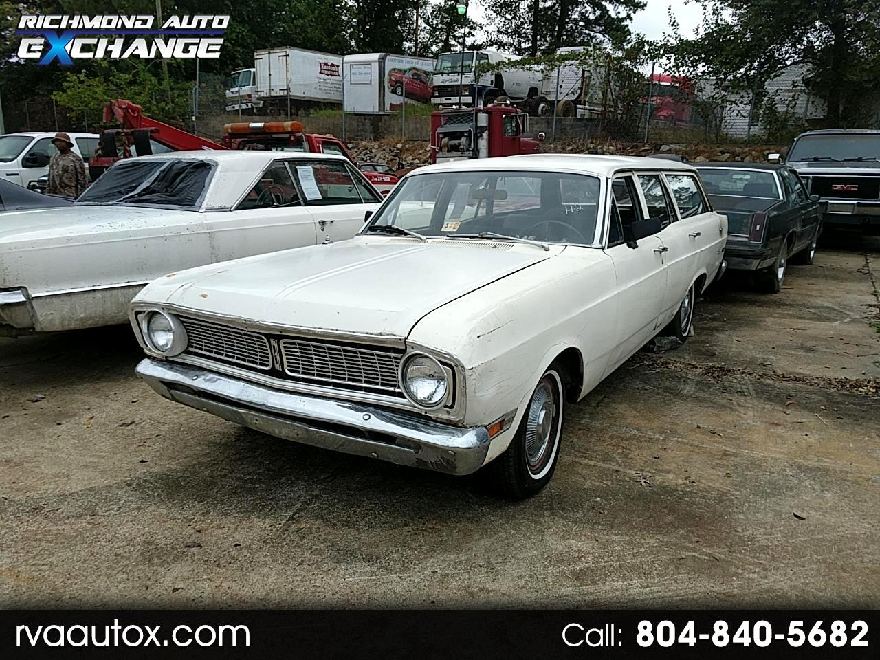 1968 Ford Falcon Base