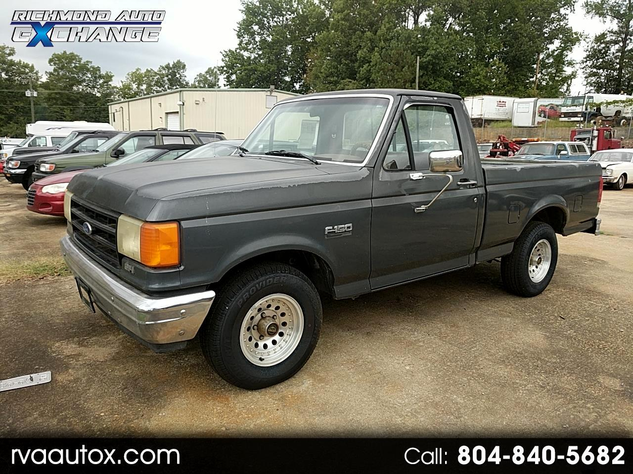 1987 Ford F-150 Regular Cab 2WD