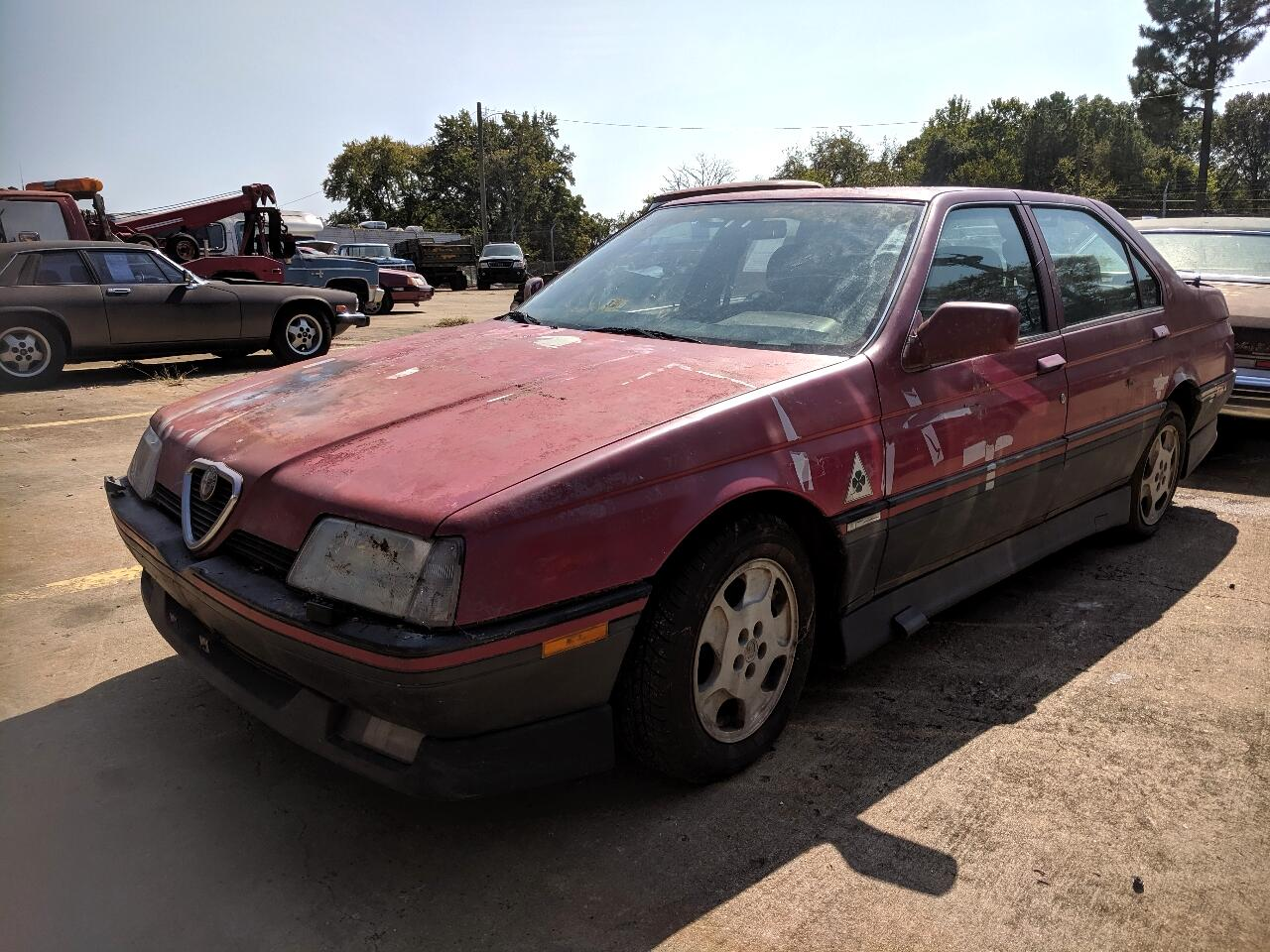 1991 Alfa Romeo 164 LS