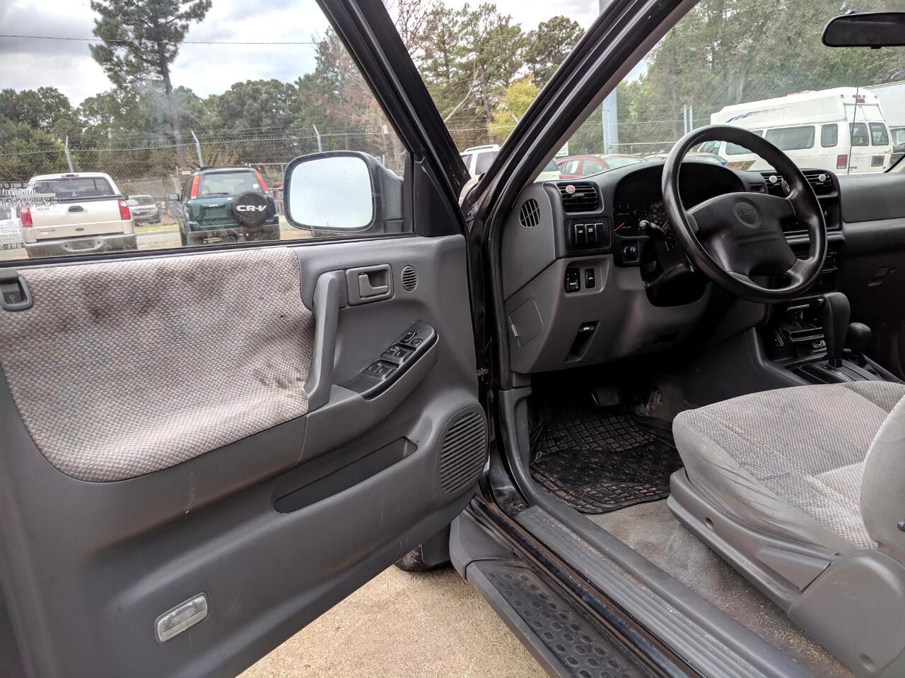 1999 Isuzu Rodeo S 4WD