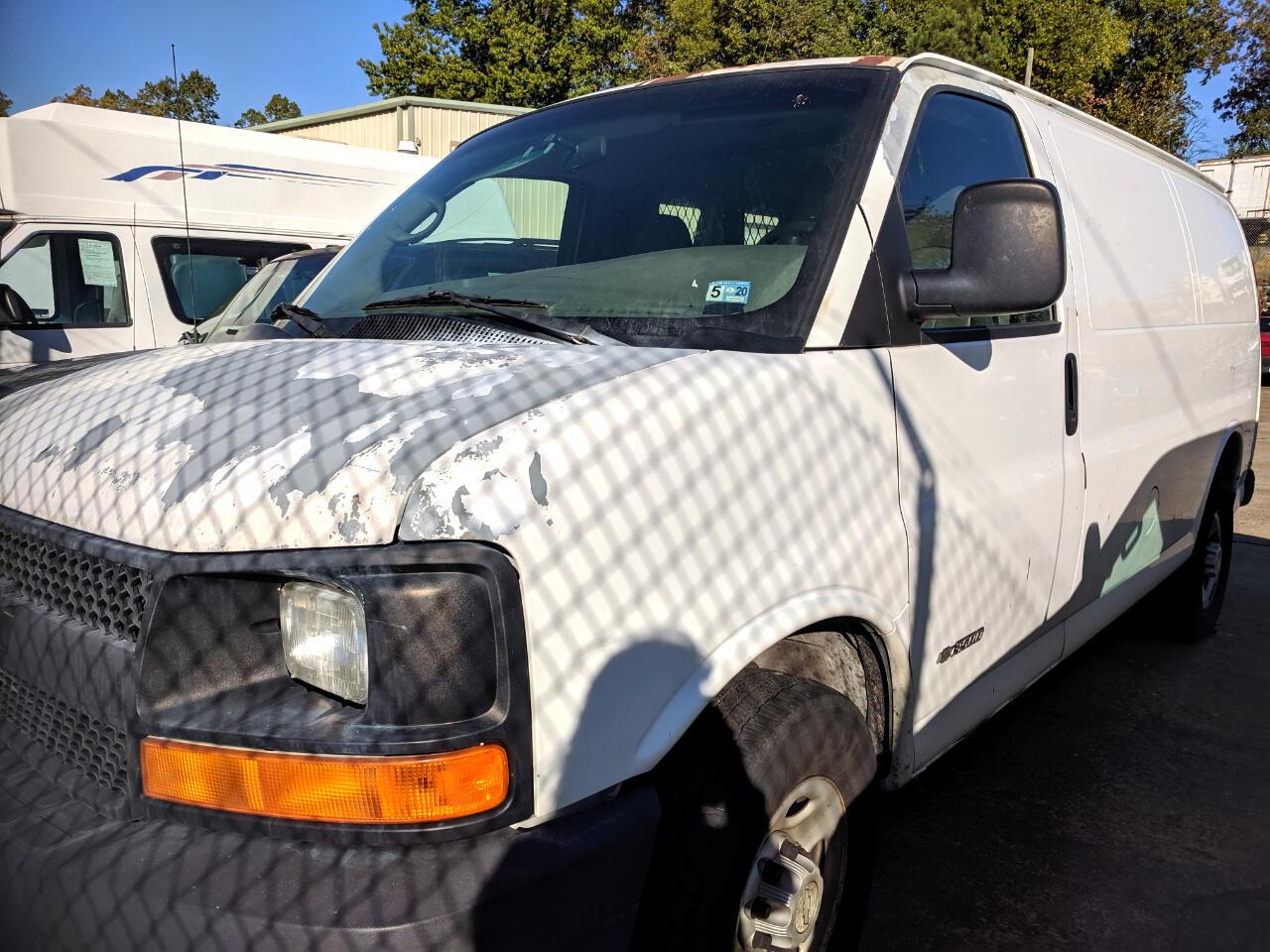 Chevrolet Express 3500 Cargo 2004