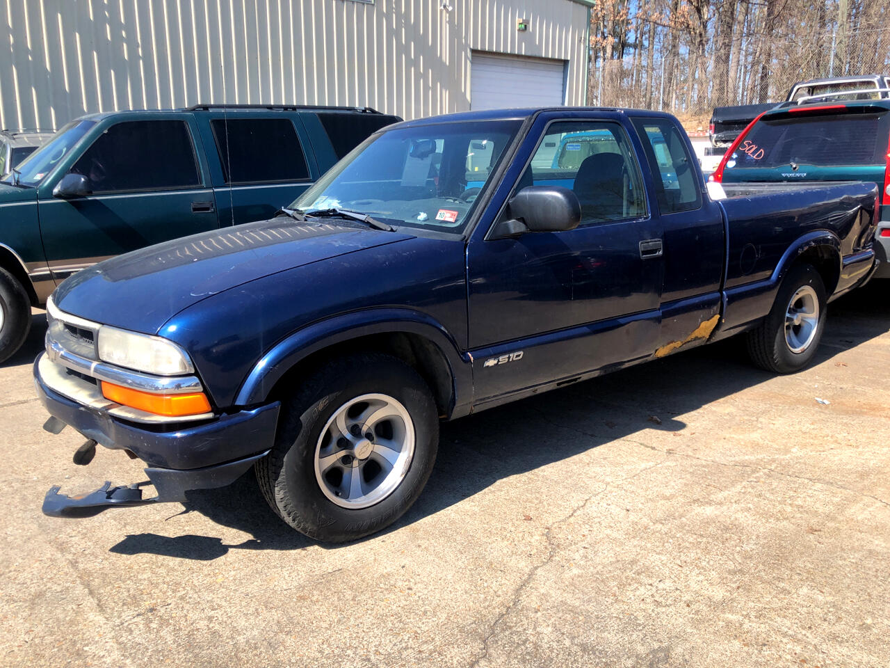Chevrolet S10 Pickup LS Ext. Cab 2WD 1998