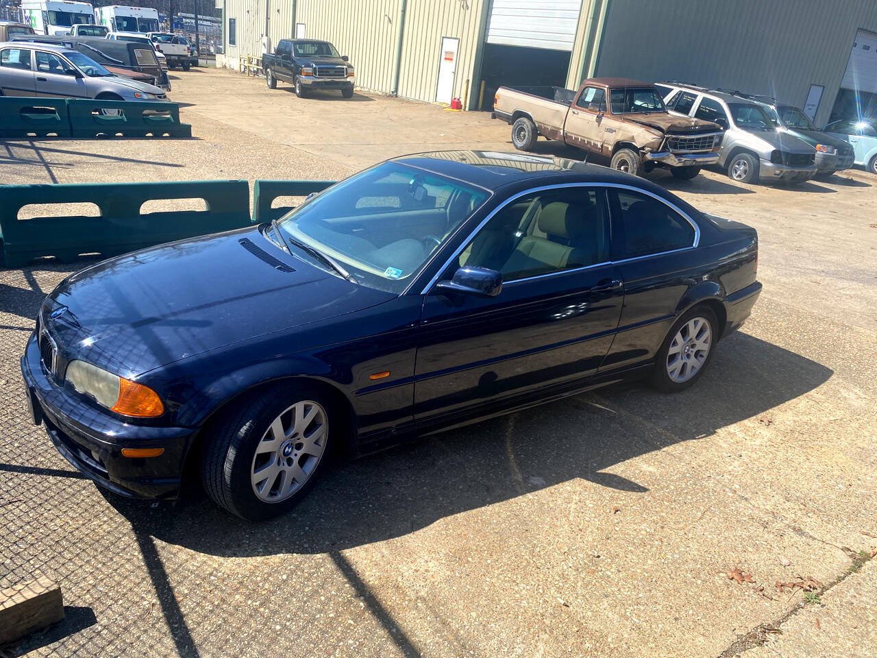 BMW 3-Series 323ci 2000