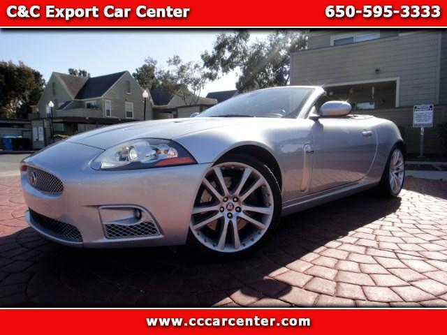 2007 Jaguar XK-Series XKR Convertible