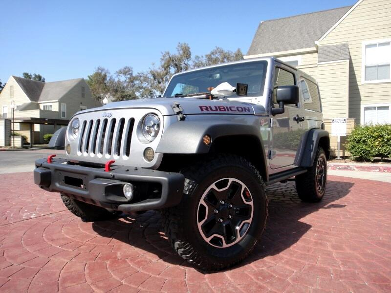 2015 Jeep Wrangler Rubicon 4WD