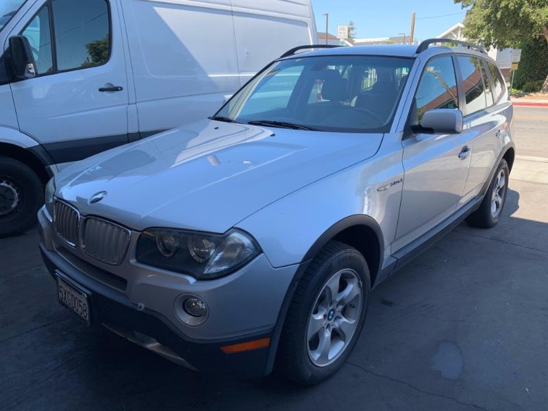 BMW X3 3.0si 2007